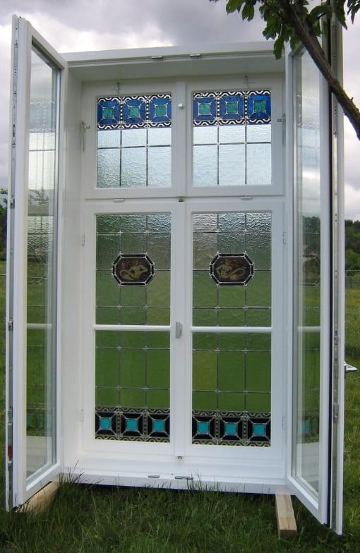 Denkmalschutzfenster Kastendoppelfenster