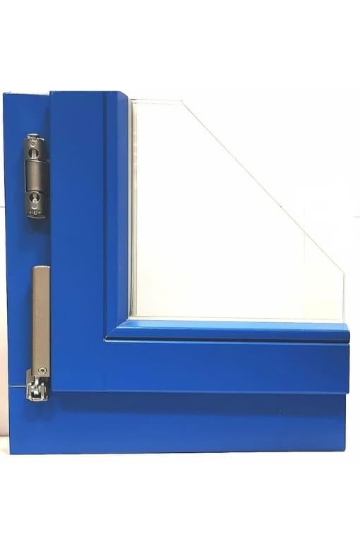 Schmalrahmenfenster für Denkmalschutzfenster
